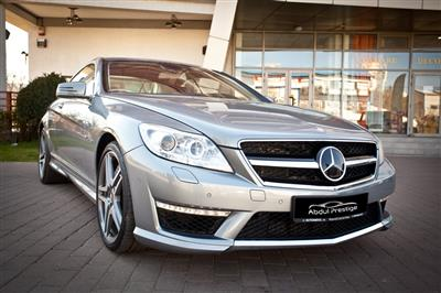 Mercedes CL 65 AMG/ 2012/ Coupe Luxury